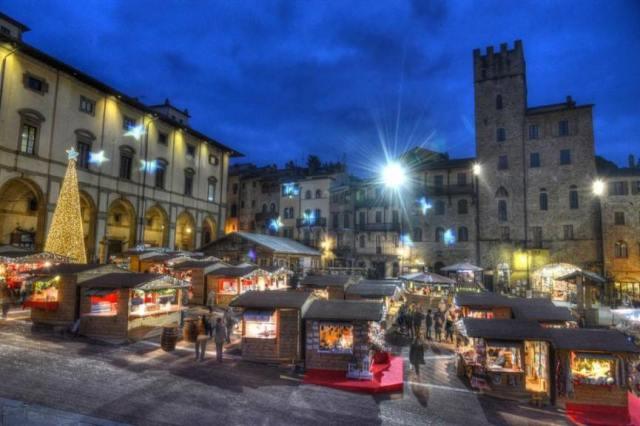 Arezzo Città del Natale 2016