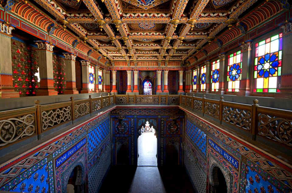 The Castle of Sammezzano goes to auction for 22 million Euros