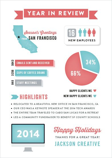 5 Creative Ideas For Your Advisory Firms Holiday Card Or