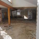 More concrete removed