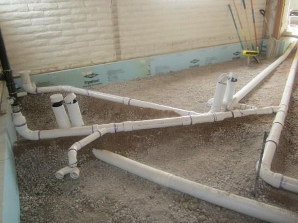 Structured Plumbing Master Bedroom Loop