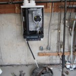 Boiler Without Cover