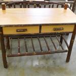 Hickory Hall Table