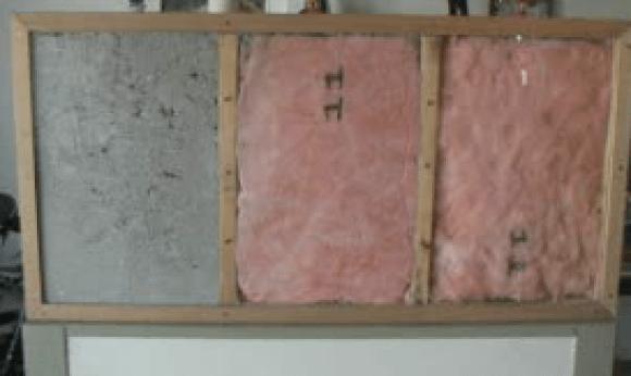 Dense Pack and Batt Insulation