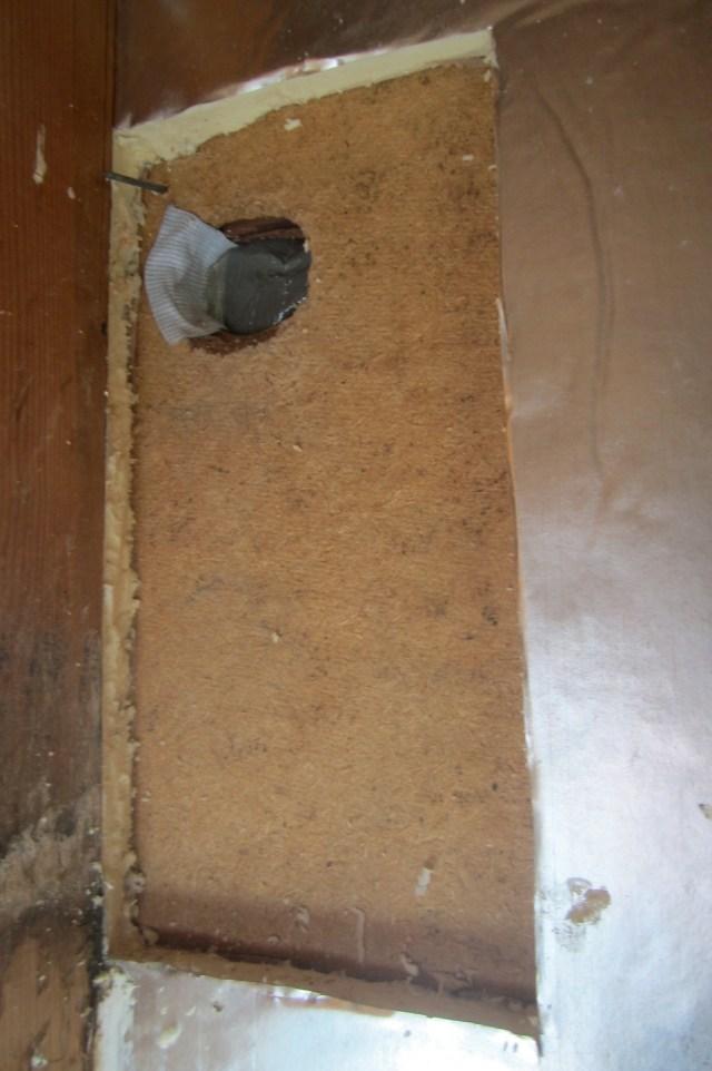 Bird Hole Trimmed