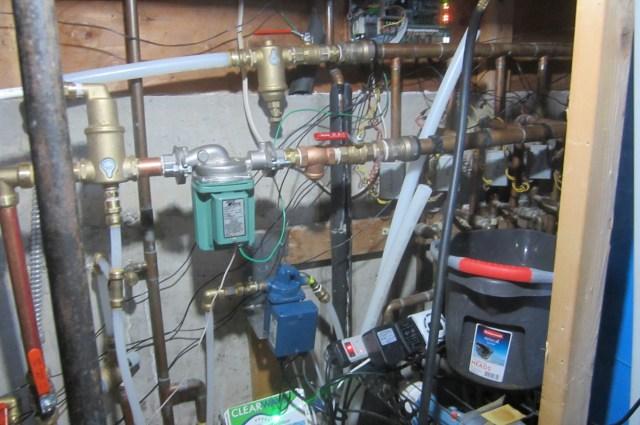 Blue Recirc Pump