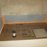 New tub main bath