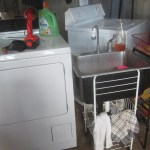 Washer Dryer Install