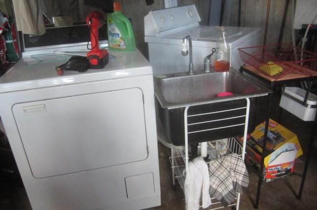 Washer Dryer Install