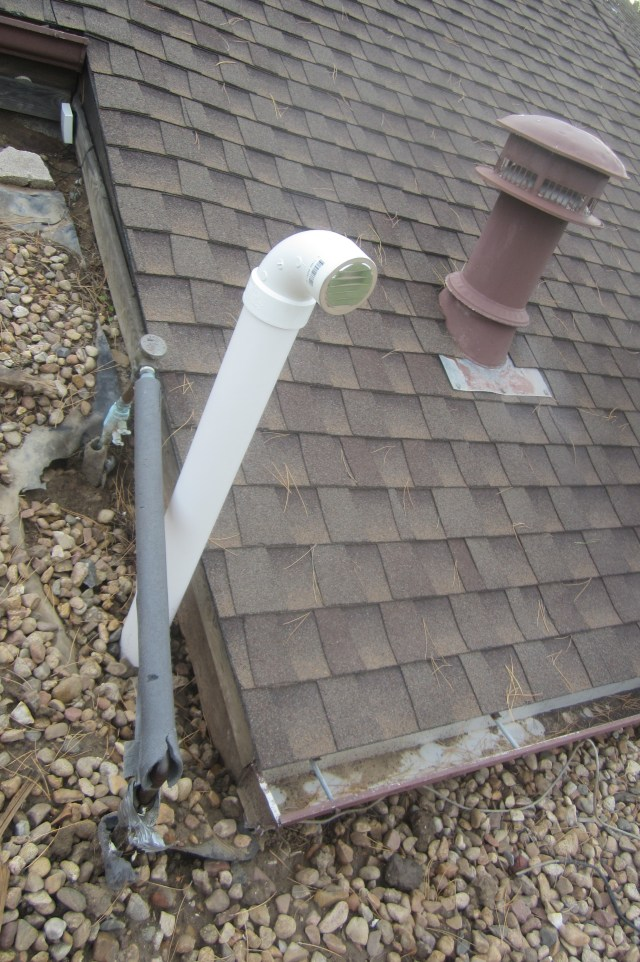 New external air vent