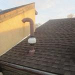 Radon Fan Install
