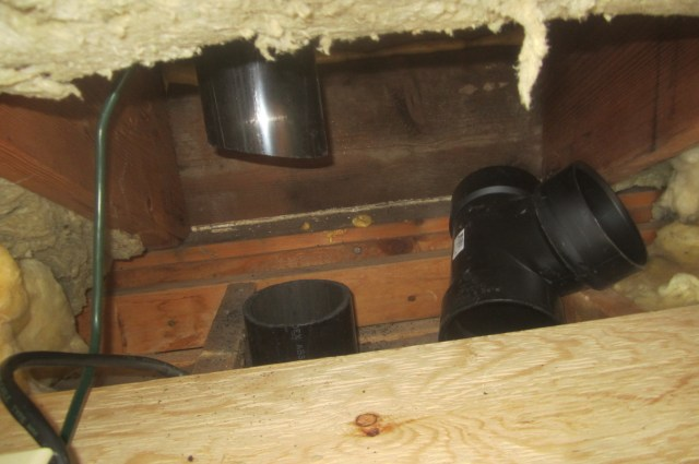 Cut Existing Pipe