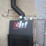 Wood Boiler Hookup
