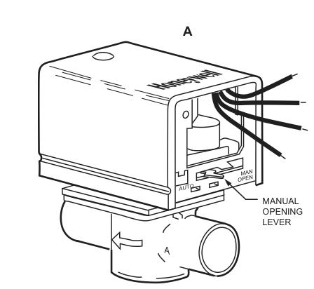 Honeywell Valve Diagram