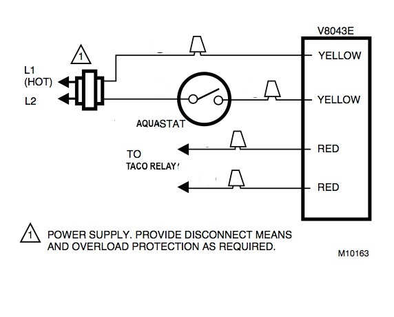 a zone valve v8043e1012 wiring diagram manual e books rh 24 iq radiothek de