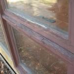 Window damage
