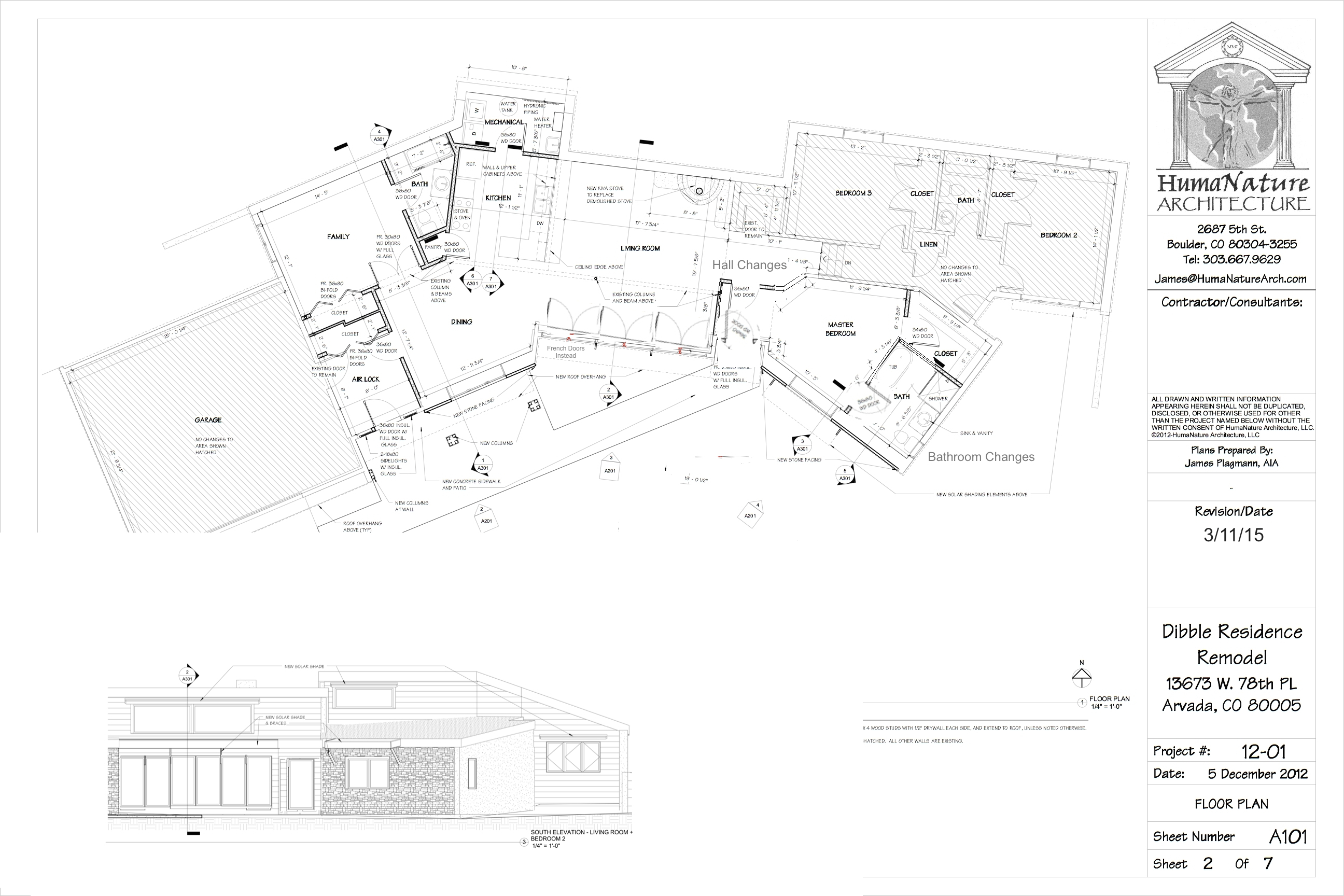 Dibble Res A101 Floor Plan 12 Rev2