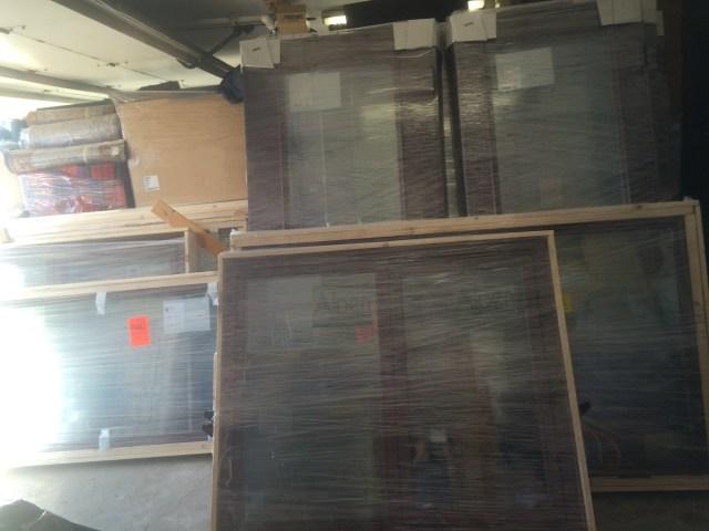 Windows in Garage