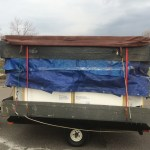 Spa on Trailer
