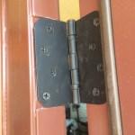 Door routing