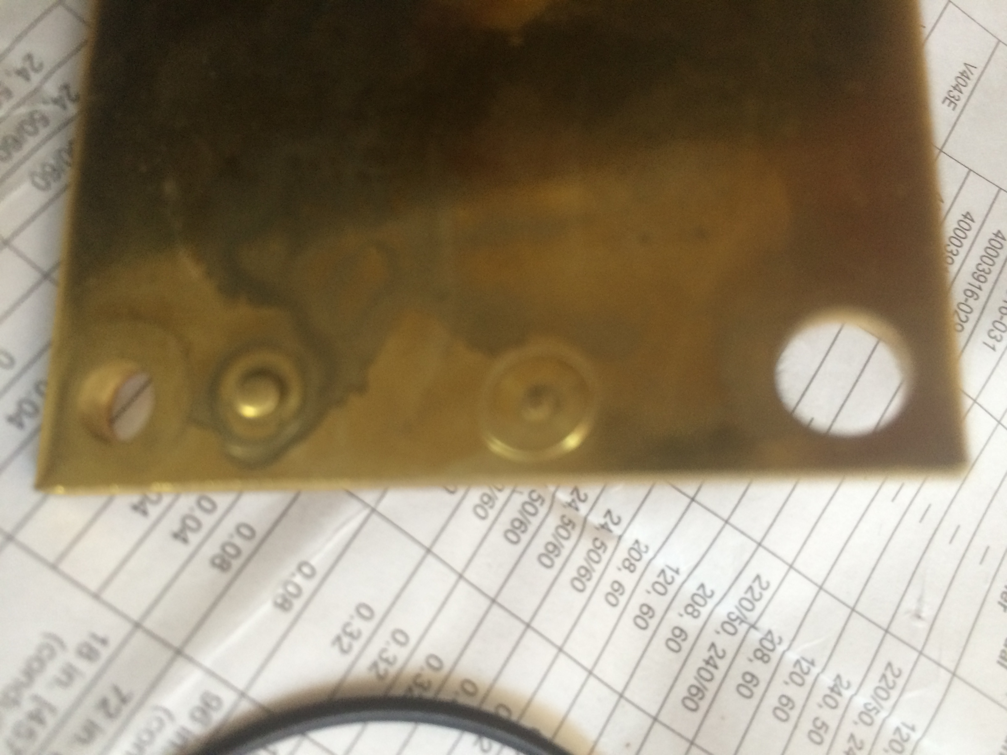 Rebuilt Honeywell Zone Valves Twinsprings Research Institute Valve 40004850 001 Indents To Position The Plate