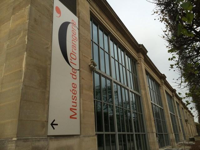 Musee d'Orangerie