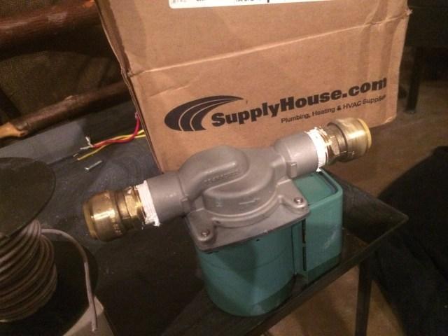 New Taco 006 Pump