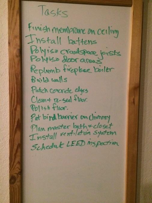 Winter List