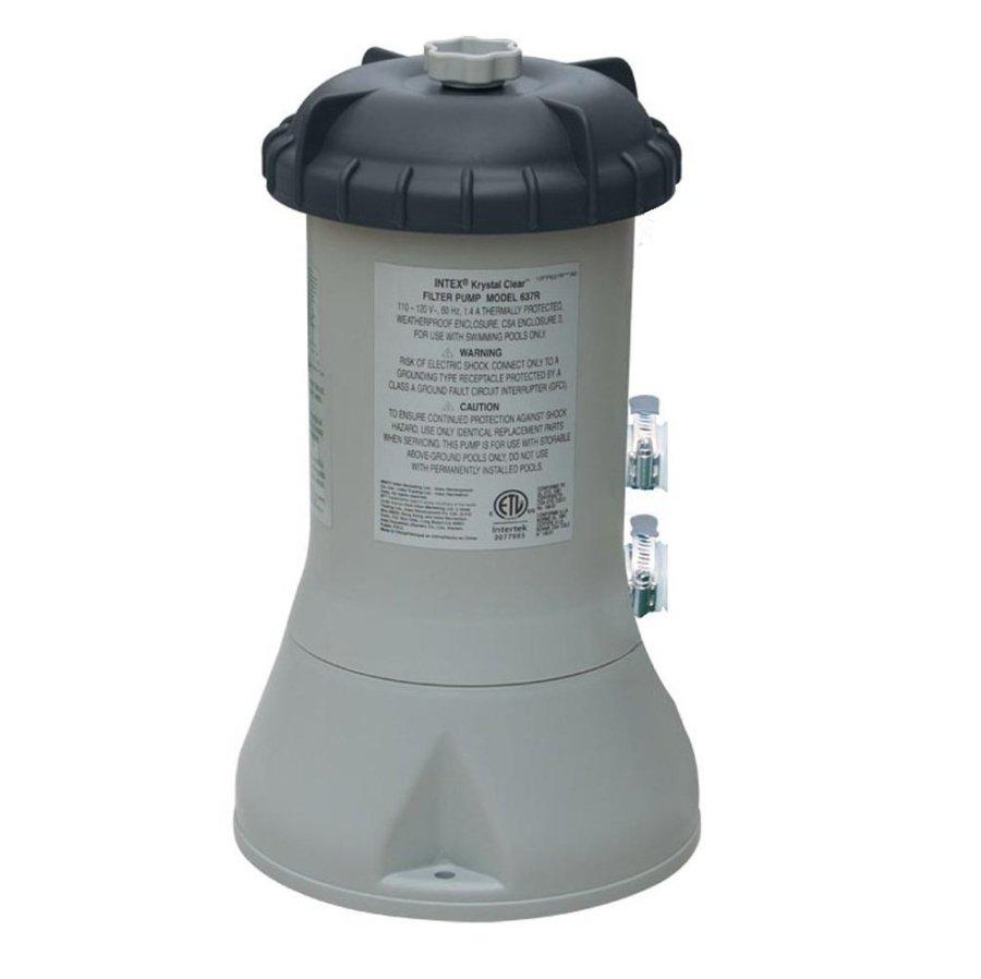 Intex Krystal Klear Filter and Pump