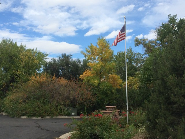 Fall begins in Arvada
