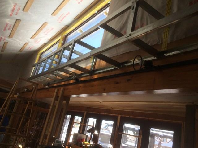 Soffit Under Window