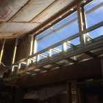 Family Room Duct Soffit