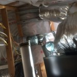 Redone Exhaust Duct Connections