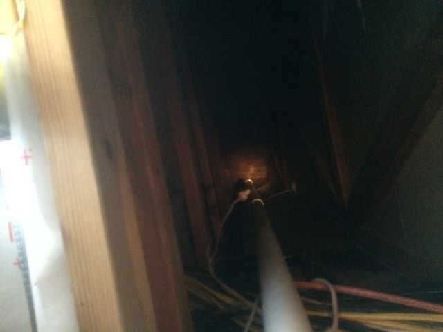 Garage Attic Connection