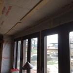 South Patio Doors Membrane