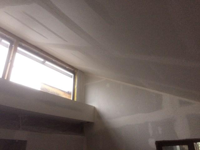 Clerestory Window in Family Room
