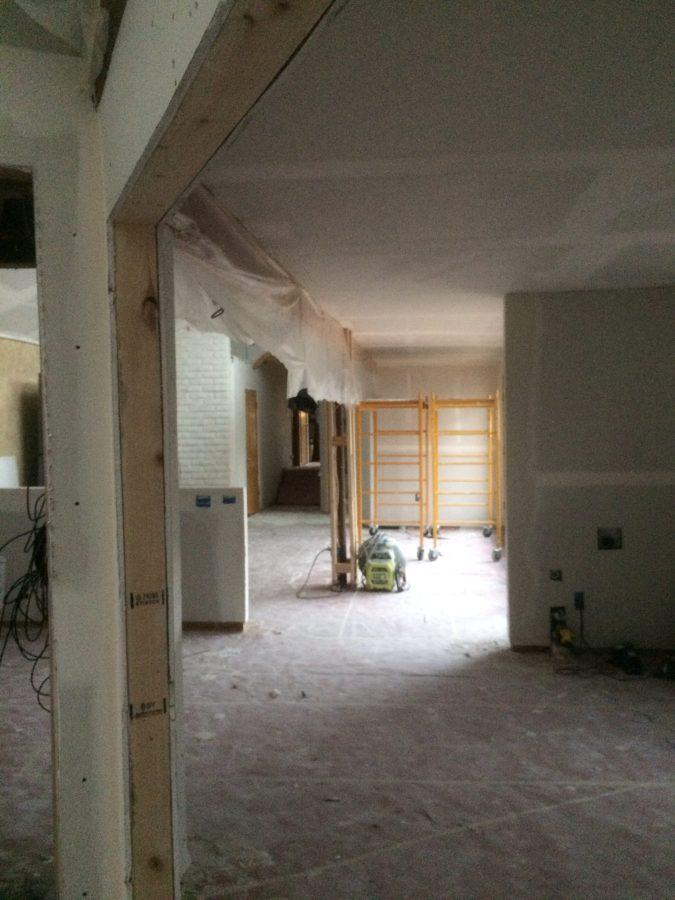 Dining and Solar Hallway