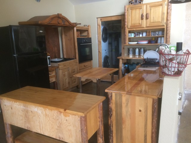 Kitchen so far