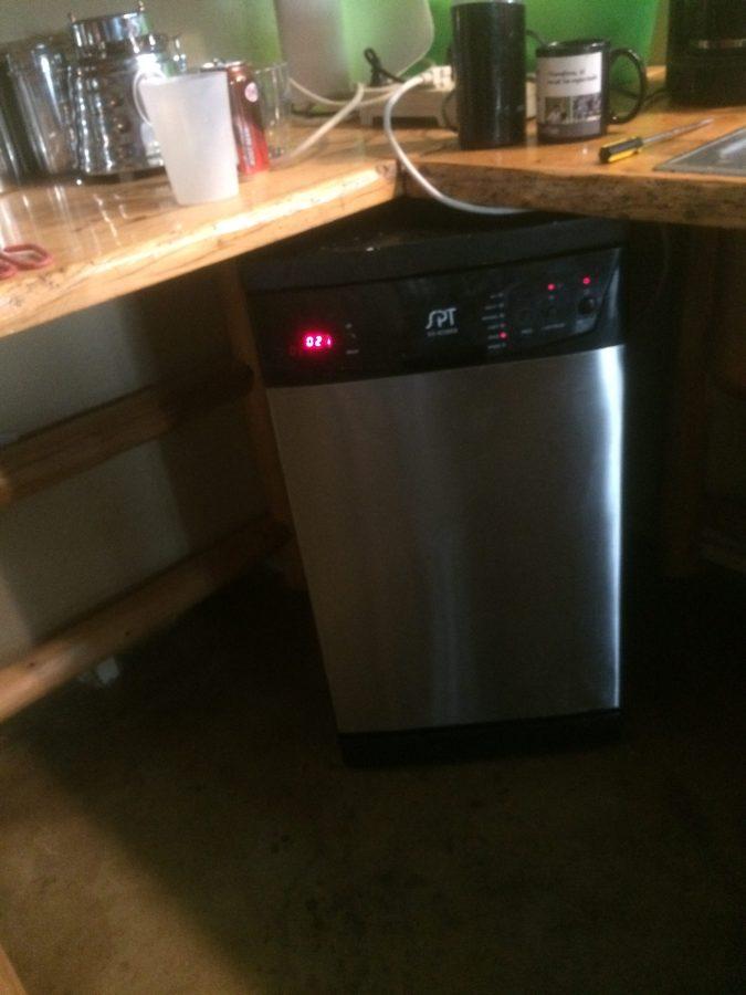 Dishwasher repaired