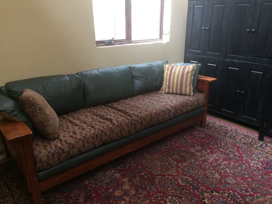 Family room couch
