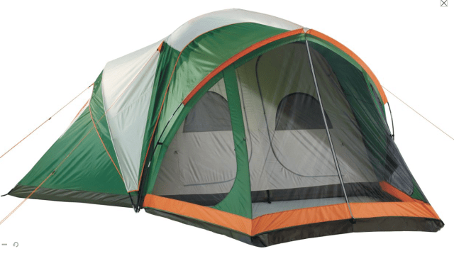 Forest Ridge 8 Person Tent
