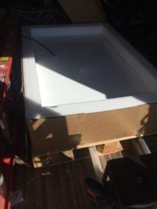 Powerwall in truck