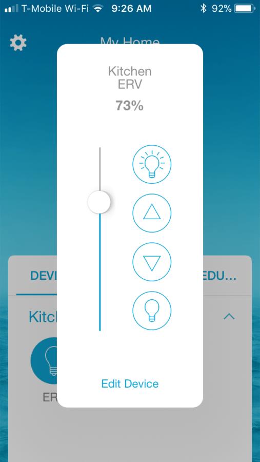 Lutron Application-no icon for motors