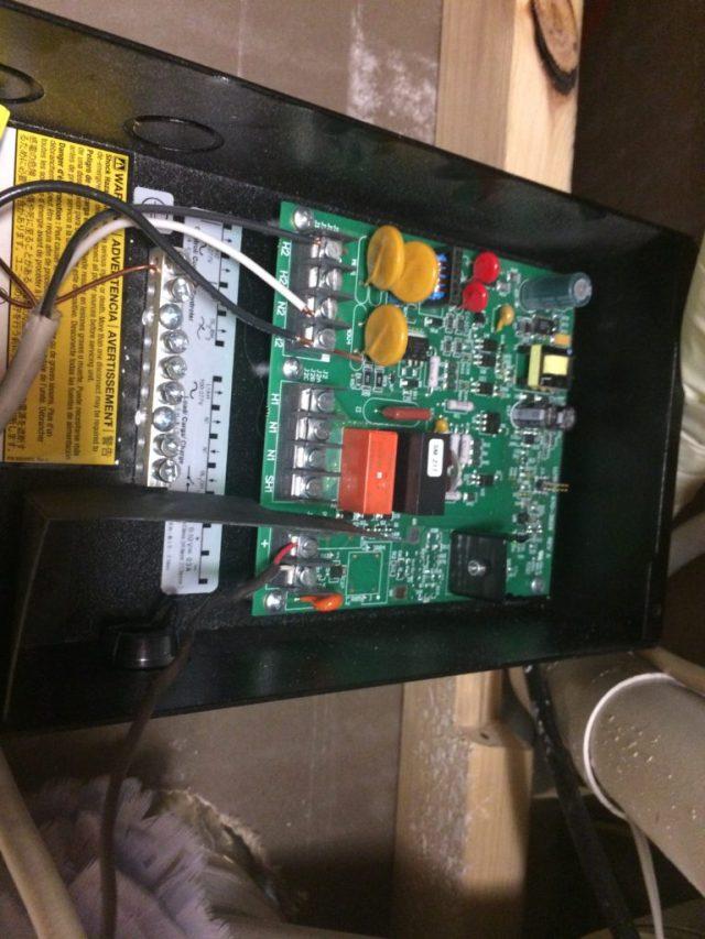 GRX-TVI Control Box