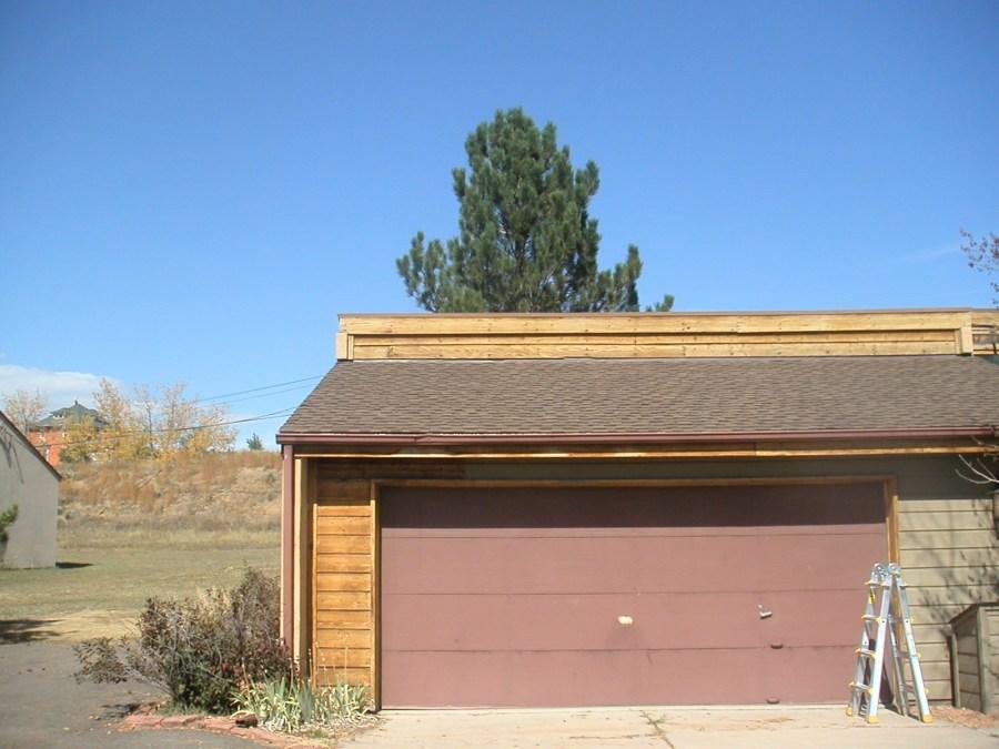 Garage Door in 2011