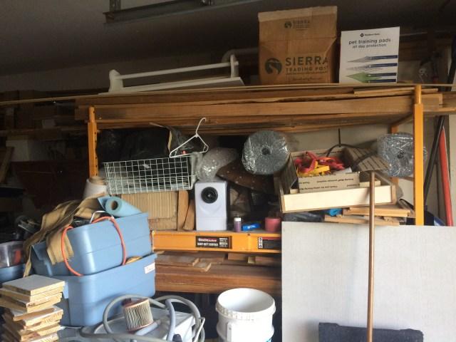 Stuff that still needs garage protection