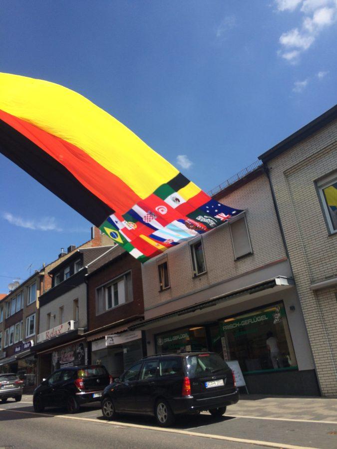 Wurselen World Cup Banner