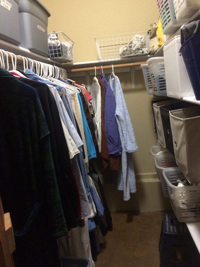 Clothes in Master Cloet