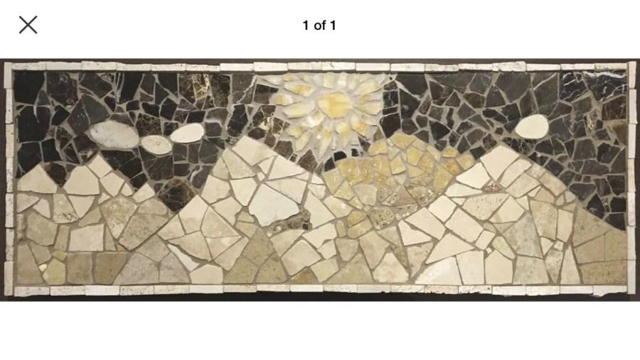 Sample mosaic
