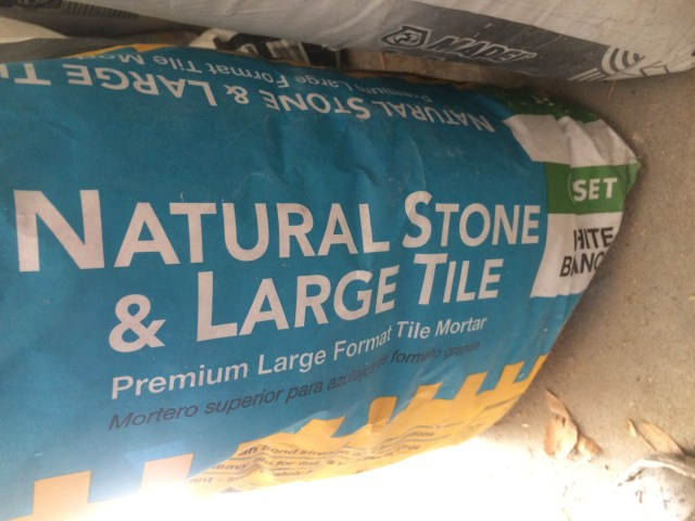 Natural Stone Mortar